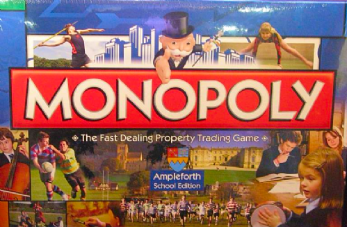 Monopoly - Ampleforth Edition